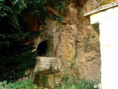 Valle de los Milagros-Cueva de la Hoz; viajes enero excursiones madrid y alrededores rutas faciles s